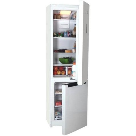 Холодильник Indesit DF 5200 W - открытые двери