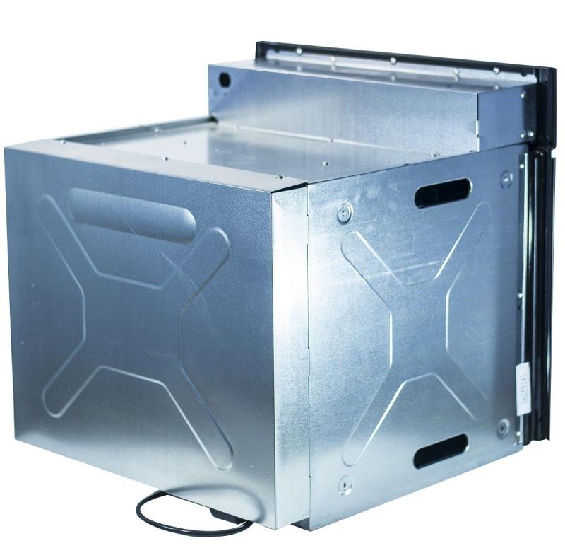 3D модель: духовой шкаф GEFEST 602-01 К вид сзади