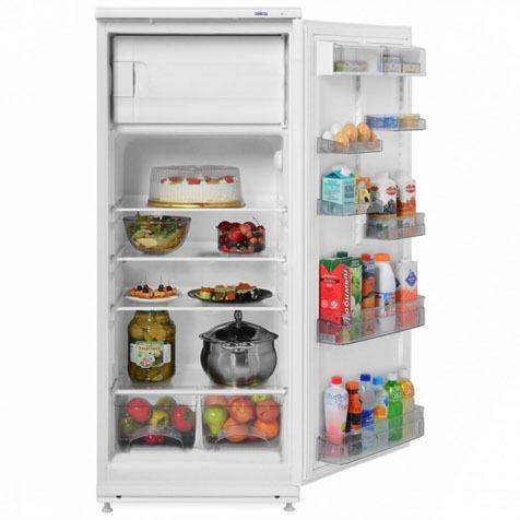 Холодильник ATLANT MX 2823-80 - ящики и полки